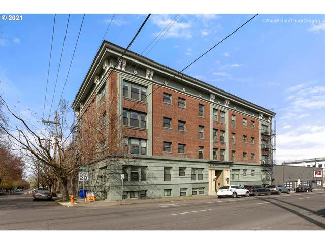 1631 NW Everett St #207, Portland, OR 97209 (MLS #21098835) :: Real Tour Property Group