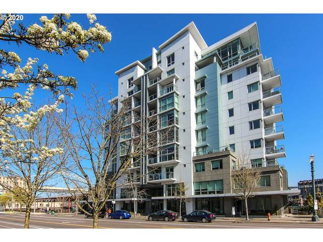1310 NW Naito Pkwy #506, Portland, OR 97209 (MLS #21099008) :: The Haas Real Estate Team