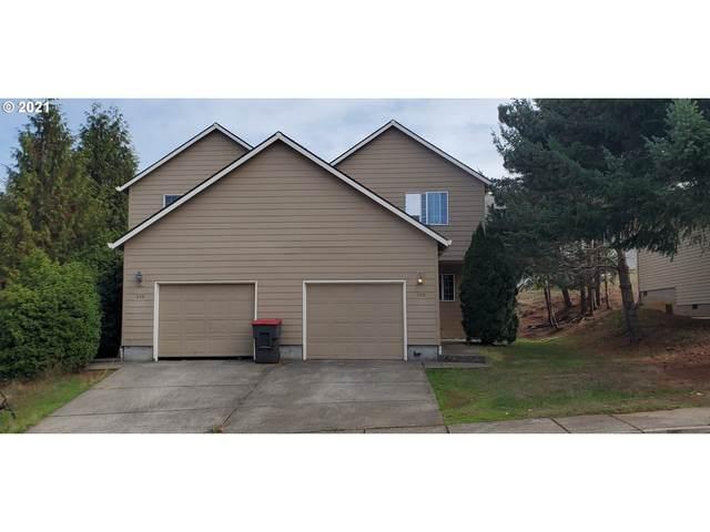 880 Conastoga St SW, Willamina, OR 97396 (MLS #21099236) :: Fox Real Estate Group