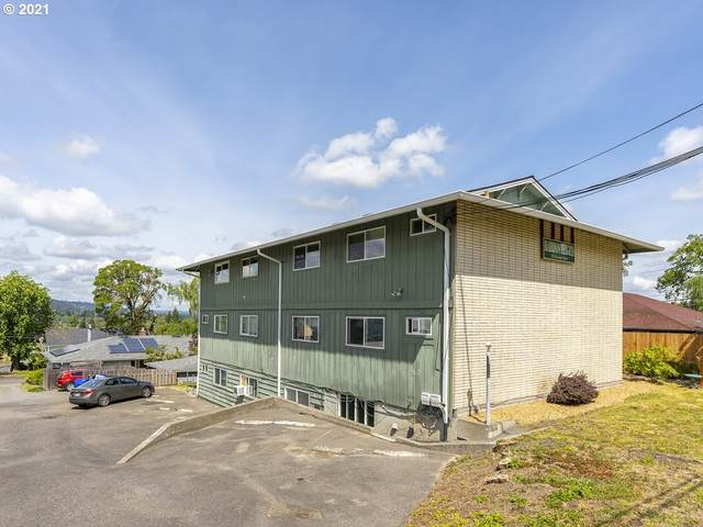 815 Harrison St, Oregon City, OR 97045 (MLS #21099353) :: Stellar Realty Northwest