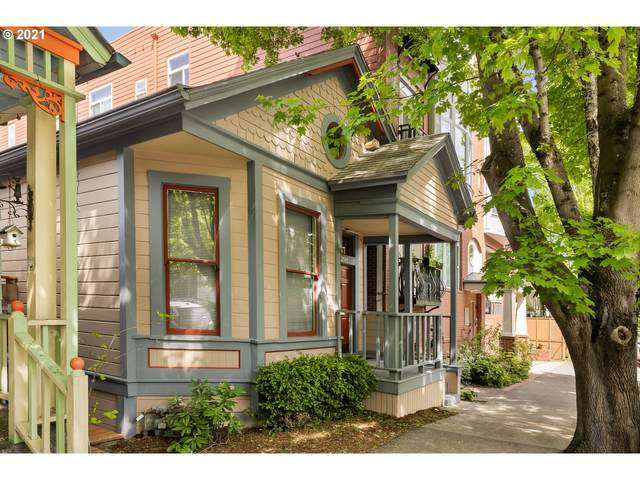 2545 NW Thurman St, Portland, OR 97210 (MLS #21099446) :: Change Realty