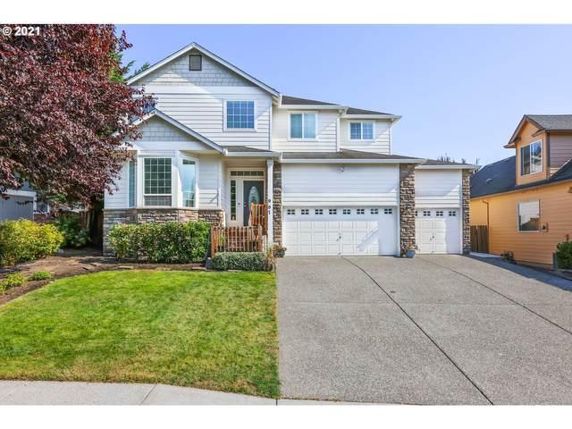 907 N 9TH Way, Ridgefield, WA 98642 (MLS #21099755) :: Townsend Jarvis Group Real Estate
