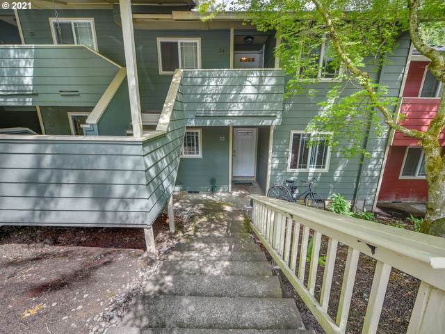 29700 SW Courtside Dr #33, Wilsonville, OR 97070 (MLS #21099797) :: Fox Real Estate Group