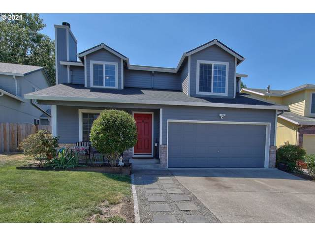 19000 SW Strickland Dr, Beaverton, OR 97007 (MLS #21100072) :: McKillion Real Estate Group