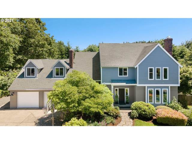 2140 NW Ramsey Dr, Portland, OR 97229 (MLS #21100169) :: The Liu Group