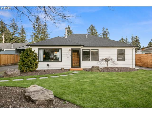 2316 SE 137TH Ave, Portland, OR 97233 (MLS #21100201) :: Townsend Jarvis Group Real Estate