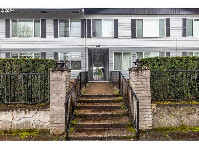 9221 N Lombard St #5, Portland, OR 97203 (MLS #21100251) :: Next Home Realty Connection