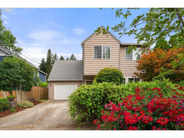 9431 N Bristol Ave, Portland, OR 97203 (MLS #21100286) :: Cano Real Estate