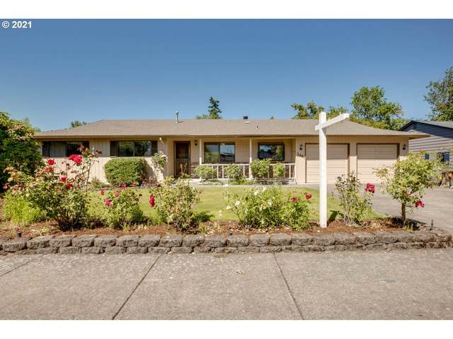 1481 NE Lincoln St, Hillsboro, OR 97124 (MLS #21100358) :: Next Home Realty Connection