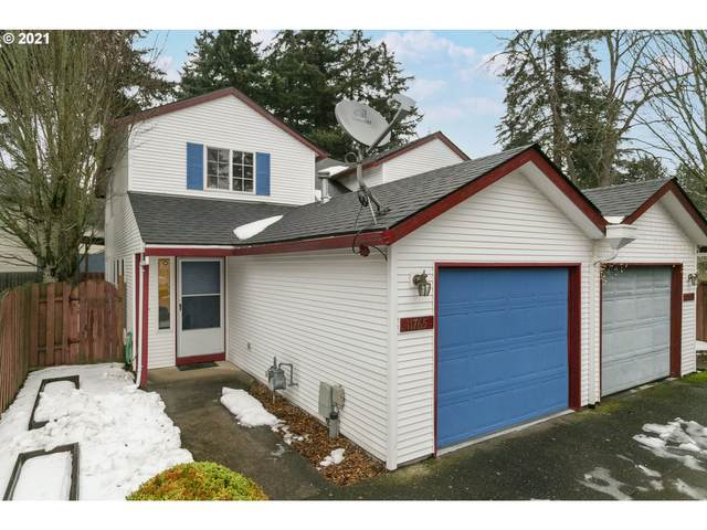 11765 SE Boise St, Portland, OR 97266 (MLS #21100614) :: Premiere Property Group LLC