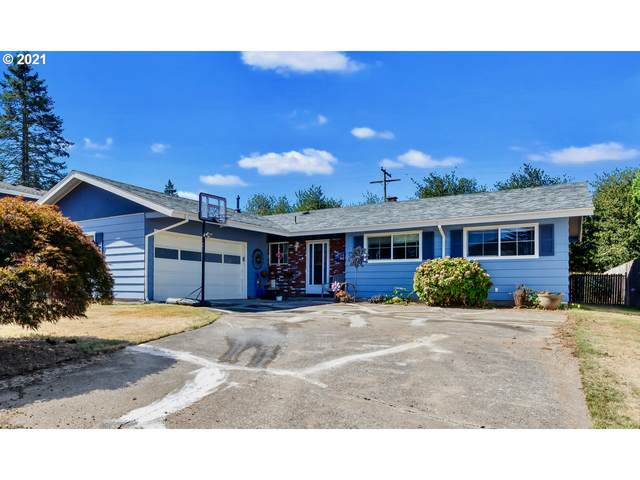 3525 NE 135TH Ave, Portland, OR 97230 (MLS #21100617) :: The Haas Real Estate Team