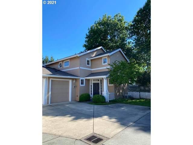 17146 SE 23RD Dr #28, Vancouver, WA 98683 (MLS #21100718) :: Fox Real Estate Group