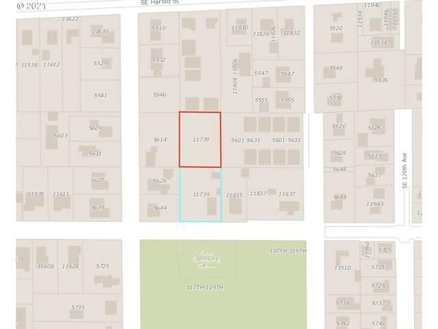11739 SE Reedway St, Portland, OR 97266 (MLS #21101060) :: Stellar Realty Northwest