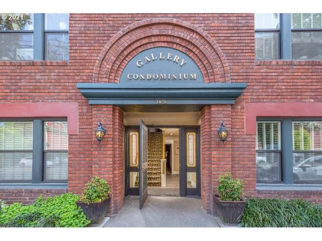 2076 NW Johnson St #102, Portland, OR 97209 (MLS #21101095) :: The Pacific Group