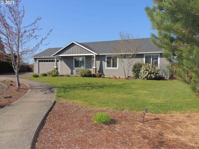 1495 Cooley Ct, Woodburn, OR 97071 (MLS #21101943) :: Next Home Realty Connection