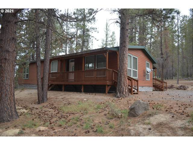 137134 Main St, Crescent, OR 97733 (MLS #21101981) :: Tim Shannon Realty, Inc.
