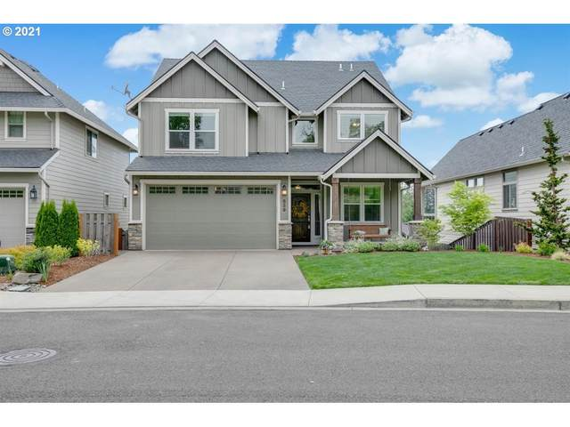 539 N Eagle St, Newberg, OR 97132 (MLS #21102048) :: Fox Real Estate Group