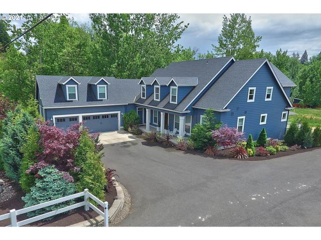 11340 NW Mcdaniel Rd, Portland, OR 97229 (MLS #21102078) :: Real Tour Property Group