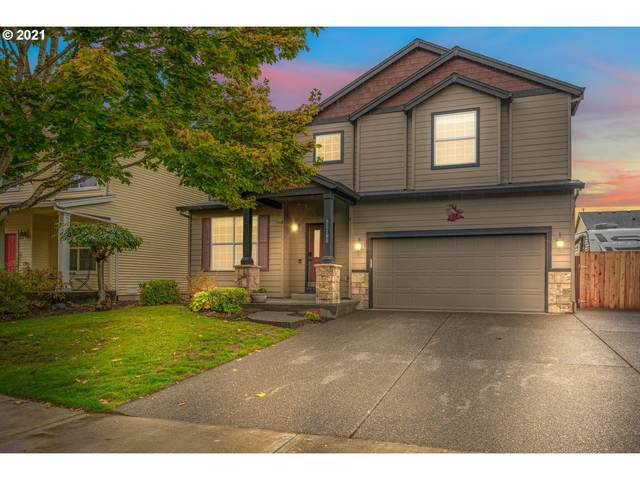 52188 Se. 8Th St, Scappoose, OR 97056 (MLS #21102135) :: Holdhusen Real Estate Group