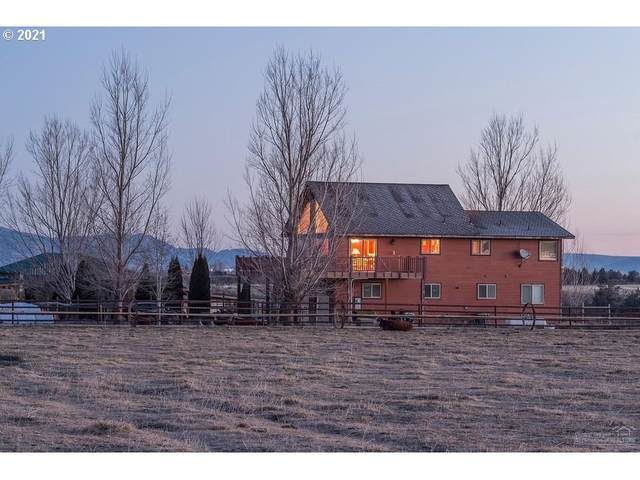 4154 NW Entriken Ln, Madras, OR 97741 (MLS #21102272) :: Oregon Farm & Home Brokers