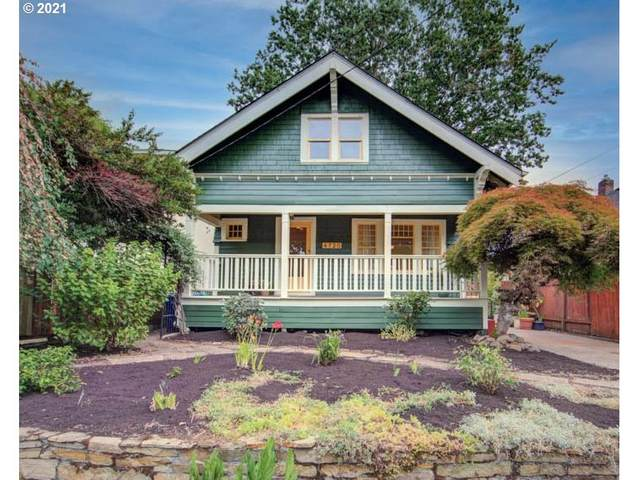 4720 SE 72ND Ave, Portland, OR 97206 (MLS #21102372) :: Real Tour Property Group
