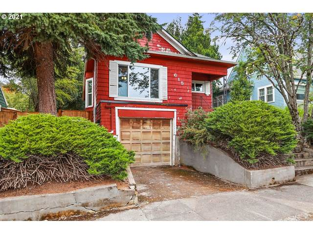 615 SE 70TH Ave, Portland, OR 97215 (MLS #21102561) :: Lux Properties