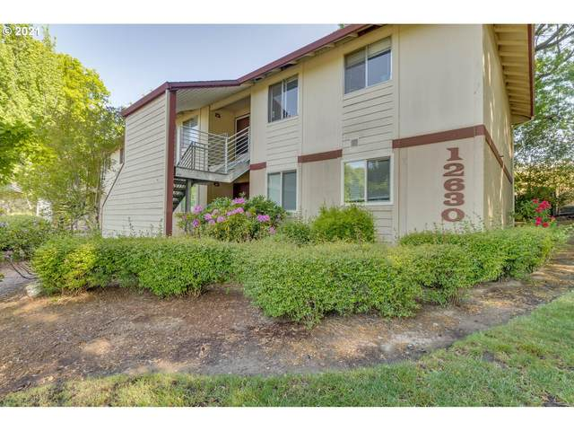 12630 NW Barnes Rd #5, Portland, OR 97229 (MLS #21102849) :: Next Home Realty Connection