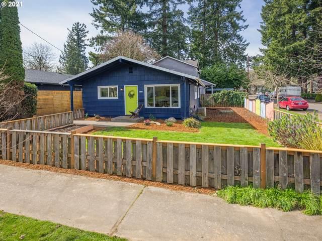 9641 N Clarendon Ave, Portland, OR 97203 (MLS #21102945) :: Lucido Global Portland Vancouver