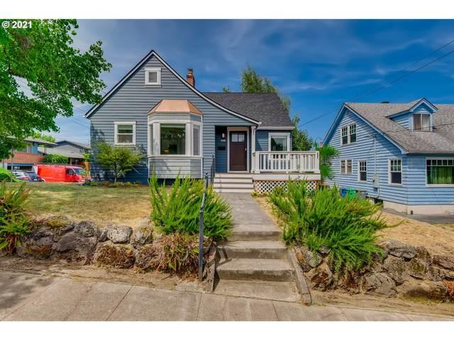 2853 SE 49TH Ave, Portland, OR 97206 (MLS #21103008) :: Cano Real Estate