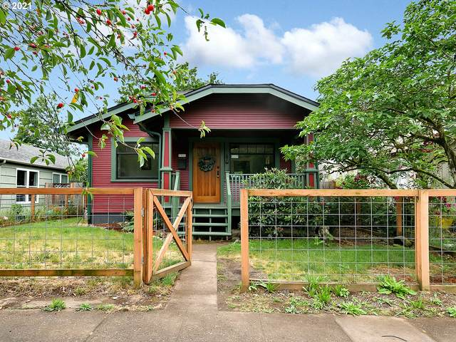 5506 SE Ramona St, Portland, OR 97206 (MLS #21103167) :: Next Home Realty Connection