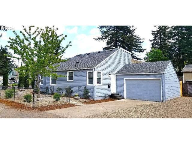 3506 SE 119TH Ave, Portland, OR 97266 (MLS #21103277) :: Song Real Estate