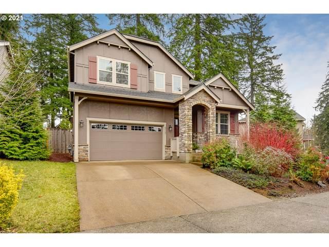 23107 Bland Cir, West Linn, OR 97068 (MLS #21103321) :: Fox Real Estate Group
