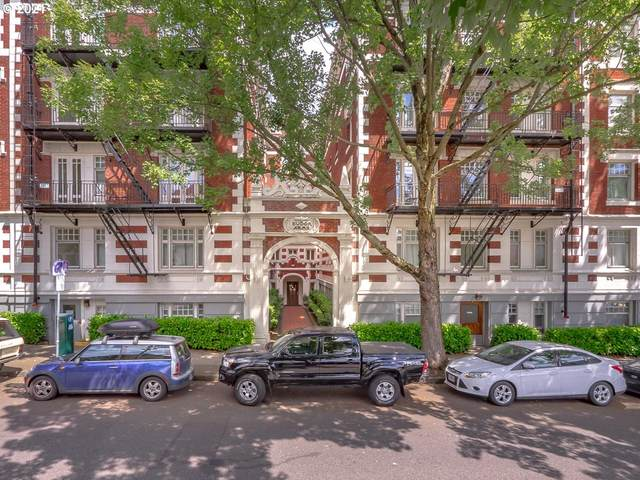 1811 NW Couch St #312, Portland, OR 97209 (MLS #21103351) :: McKillion Real Estate Group