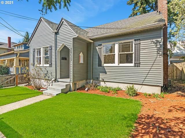1405 SE Long St, Portland, OR 97202 (MLS #21103472) :: RE/MAX Integrity