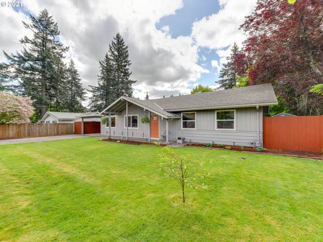 14212 SE Main St, Portland, OR 97233 (MLS #21103631) :: Cano Real Estate
