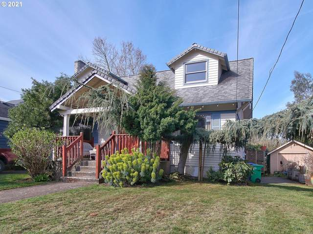 2353 SE 52ND Ave, Portland, OR 97215 (MLS #21103878) :: The Haas Real Estate Team