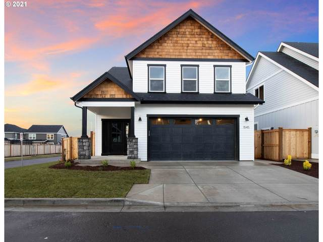 1537 Sand Trap Ln, Eugene, OR 97408 (MLS #21103961) :: The Haas Real Estate Team