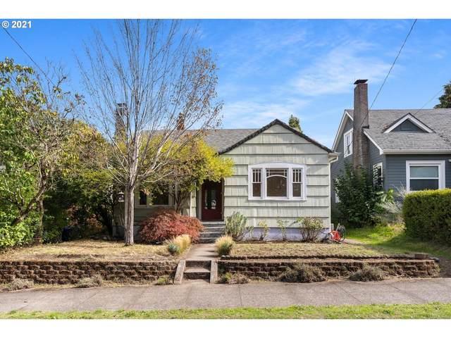 4642 NE 32ND Pl, Portland, OR 97211 (MLS #21104006) :: Song Real Estate