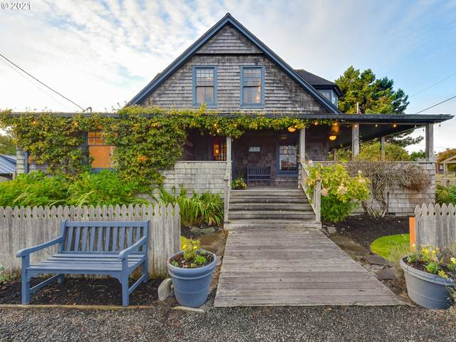 101 S Cottage Ave, Gearhart, OR 97138 (MLS #21104064) :: Premiere Property Group LLC