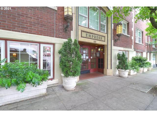 20 NW 16TH Ave #304, Portland, OR 97209 (MLS #21104230) :: Stellar Realty Northwest