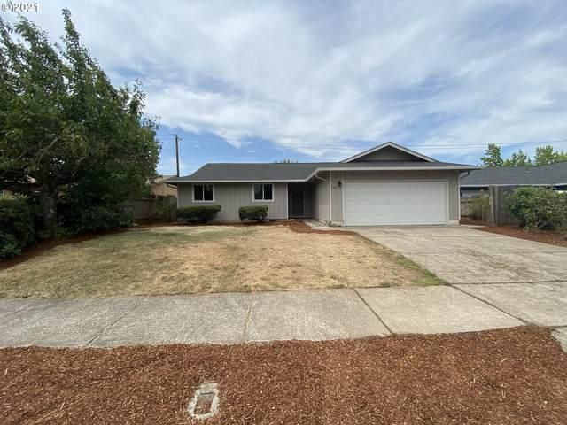 1530 Dola St, Eugene, OR 97402 (MLS #21104273) :: Song Real Estate