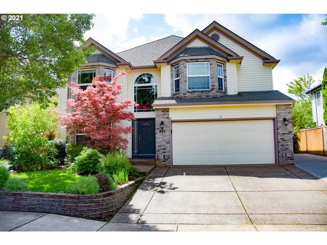 672 Burgundy Ave, Keizer, OR 97303 (MLS #21104481) :: Premiere Property Group LLC