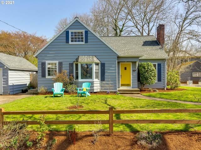 7534 SE 34th Ave, Portland, OR 97202 (MLS #21104689) :: Duncan Real Estate Group