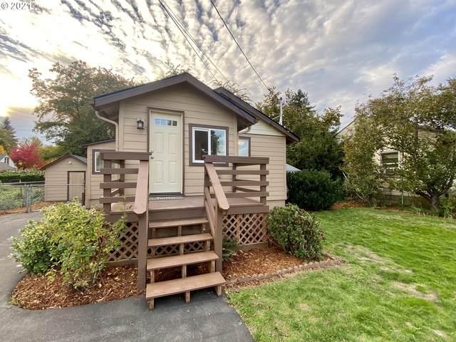 3012 Norris Rd, Vancouver, WA 98660 (MLS #21105242) :: Real Estate by Wesley