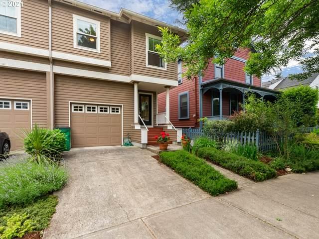 1320 SE 43RD Ave, Portland, OR 97215 (MLS #21105287) :: Stellar Realty Northwest