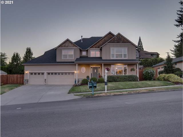 17071 Hood Ct, Sandy, OR 97055 (MLS #21105422) :: Next Home Realty Connection