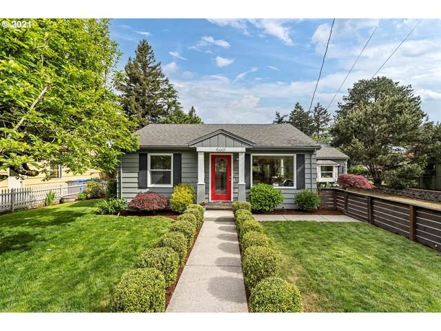 5601 SE Harold St, Portland, OR 97206 (MLS #21105489) :: The Pacific Group