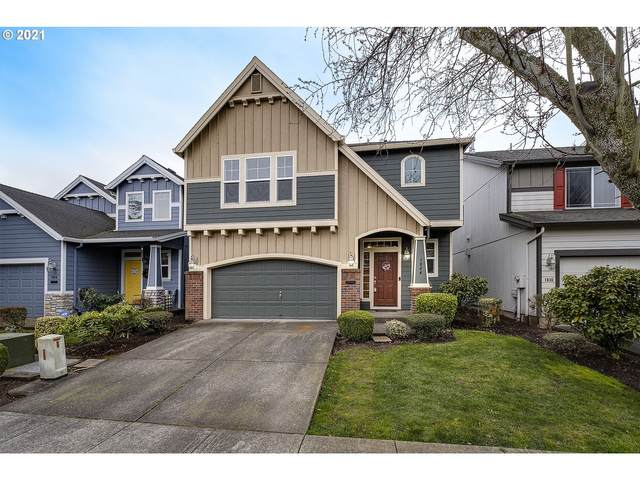 1844 SE Water Lily St, Hillsboro, OR 97123 (MLS #21105587) :: Gustavo Group
