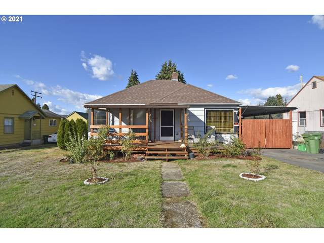 1064 E Taylor Ave, Cottage Grove, OR 97424 (MLS #21105589) :: Triple Oaks Realty