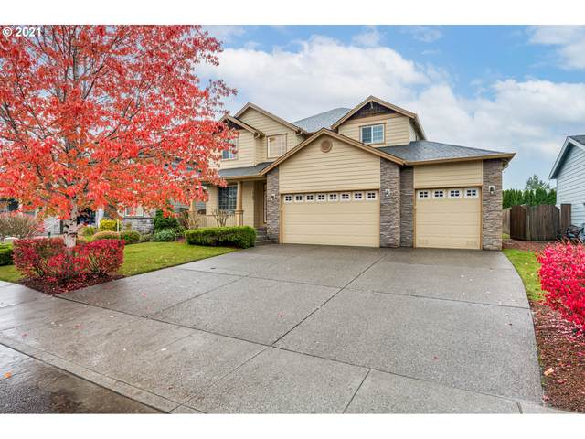 1762 Clover Ln, Woodland, WA 98674 (MLS #21105673) :: Song Real Estate